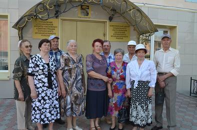 «Память сердца» Коркино приглашена на губернаторский приём