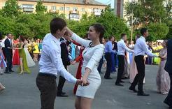 В Коркино выпускники простились со школой
