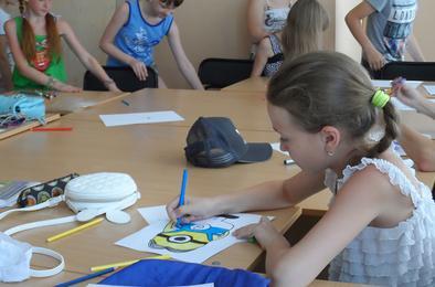 В Коркино открылась вторая смена в школьных лагерях