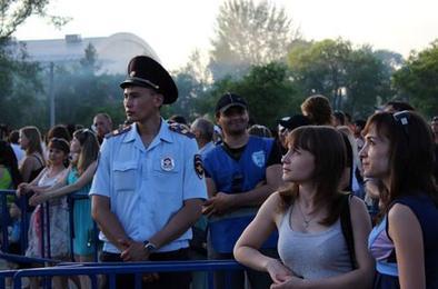Полиция обеспечит охрану празднования Дня молодёжи