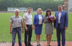 Коркинцы награждены престижной премией
