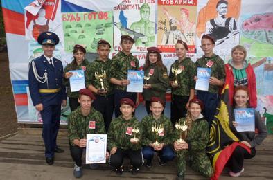 Школьники Коркино достойно выступили на областных соревнованиях
