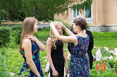 """""""Мисс Выпускница-2015"""" получила корону"""