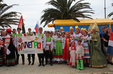 Победа коркинских танцоров в «Стране души»