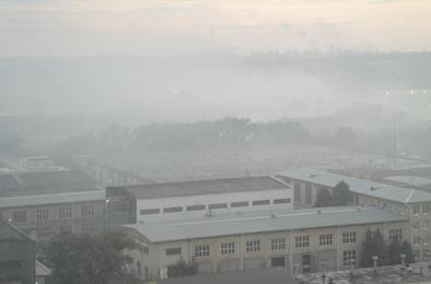 В Коркино сегодня объявлены неблагоприятные условия