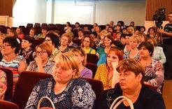 В Коркино совещался профсоюзный актив