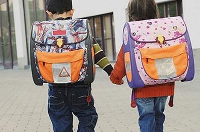 Соцзащита поможет собрать детей в школу