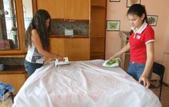 В школах Коркинского района завершаются ремонты