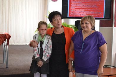 В Коркино побывали члены областного женсовета