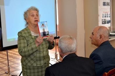 В Коркино состоялась презентация книги