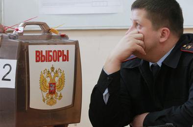 Избирательная комиссия и полиция договорились о взаимодействии