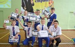 Школьники Коркино - призёры  всероссийского фестиваля ГТО