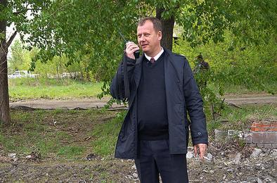 Андрей Дмитриенко: я живу в Коркино!