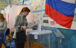 В Коркинском районе идёт голосование