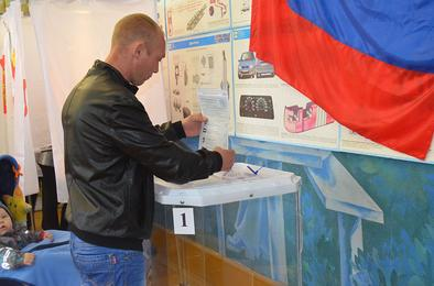 В Коркинском районе подвели итоги голосования
