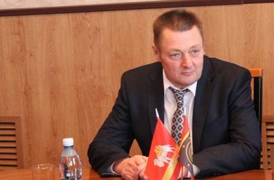Глава района Геннадий Усенко подал в отставку