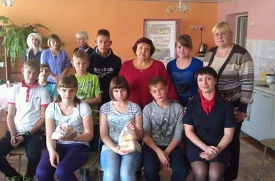 Полицейские Коркино встретились с воспитанниками детского дома