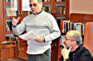 В Коркино состоится творческая встреча с поэтом