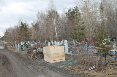 В Коркино вандалы обезобразили памятник ветерану МВД