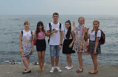 Юнкоры Коркино:  Крым - «Артек» - медиафорум