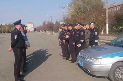 Полиция Коркино к охране общественного порядка готова