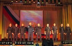 Коллектив полиции Коркино показал себя в самодеятельности