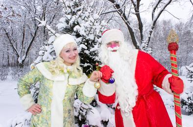 На Южном Урале выберут лучших Деда Мороза и Снегурочку