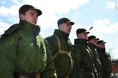 В Коркино идёт осенний призыв