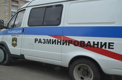 В Коркино искали бомбу и тушили пожар