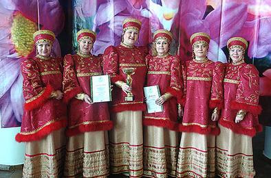 Певуньи из Коркино завоевали гран-при