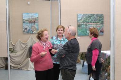 Коркинцев приглашает салон «Визави»