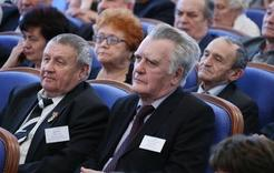 Ветераны Коркино побывали на встрече с губернатором