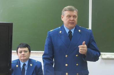На трибуне – прокуратура Коркино