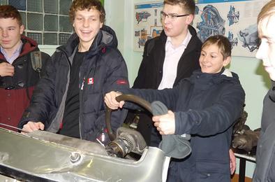 Школьники Коркино «примерили» рабочую профессию