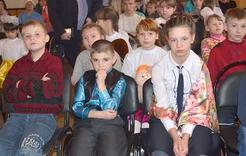 В Коркино для особых деток провели праздник