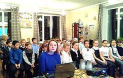 Школьники Коркино узнали о профессии журналиста
