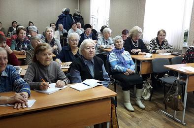 В Коркино прошла беседа о традициях православия