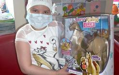 Коркино окажет поддержку онкобольным детям