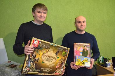 Коркинцы откликнулись на призыв помочь больным детям