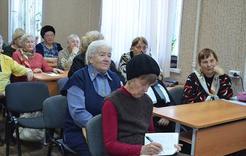 Глава района провёл встречу в Народном университете