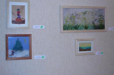 В выставочном зале Коркино – «Татьянин день»