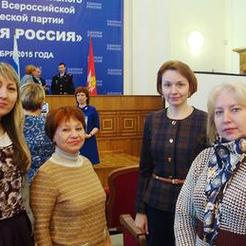 Коркинцы участвовали в форуме дорожной безопасности