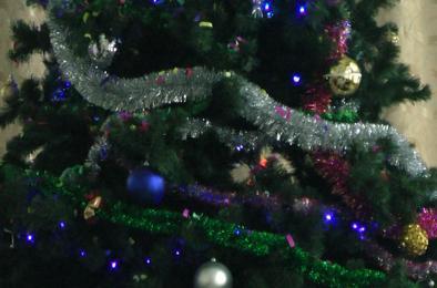 Коркинцы продолжают праздновать начало года