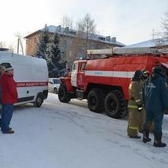И снова в Коркино ложная тревога из-за мусора