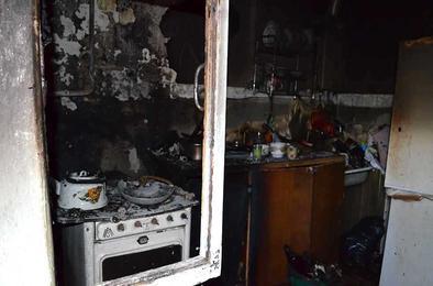 В Коркинском районе случилось три пожара
