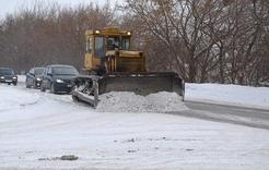 Очистке Коркино от снега – первоочередное внимание