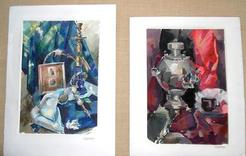 Доблесть и отвага в рисунках коркинских детей