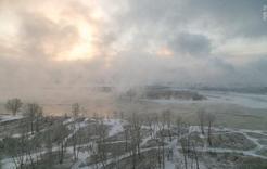В течение трёх дней в Коркино ожидаются неблагоприятные метеоусловия