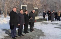 В Коркино почтили память воевавших в «горячих» точках