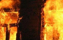 В Коркино на пожаре погиб семилетний ребёнок